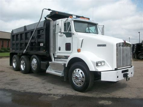 2011 kenworth trucks for sale 2011 kenworth dump trucks for sale used trucks on
