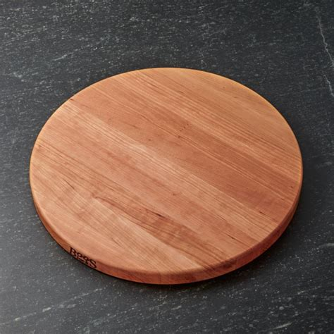 John Boos Cherry Cutting Board   Reviews   Crate and Barrel