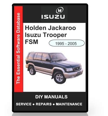how to download repair manuals 1998 isuzu hombre space electronic throttle control repair manual download for a 1998 isuzu hombre space 1998 2002 isuzu trooper factory service