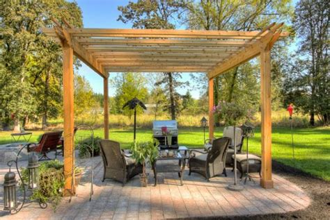 Patio Pergola Ideas by Patio Pergola Designs For The Upcoming Summer Days