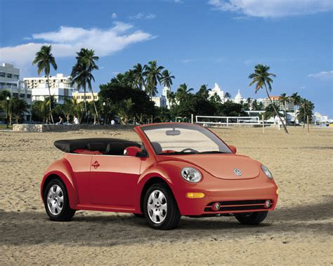 Volkswagen Beetle 2003 by 2003 Volkswagen New Beetle Convertible Vw Pictures