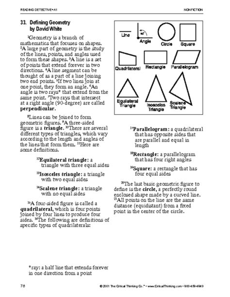 Critical Thinking Worksheets by 18 Best Images Of Critical Thinking Worksheets For Adults