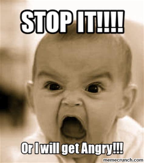 Angry Memes - angry baby