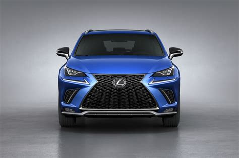 lexus crossover inside lexus nx compact crossover gets updated for 2018 inside