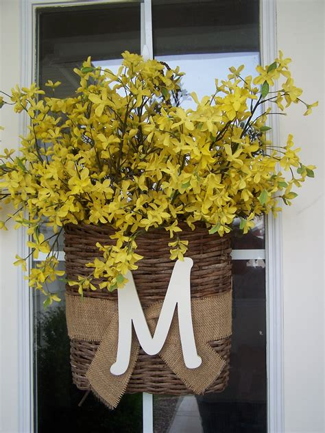 Front Door Hanging Basket Gift Ideas Pinterest Front Door Hanging