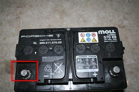 porsche 944 battery size where is battery date rennlist porsche discussion forums