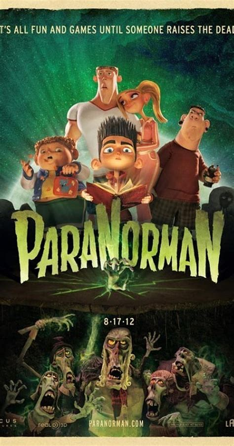 9 just in time adventures in odyssey books paranorman 2012 imdb