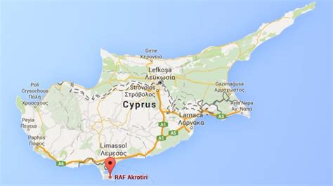refugee boat cyprus refugee boats land at british raf base in cyprus itv news