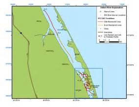 indian river lagoon map archive of digital boomer sub