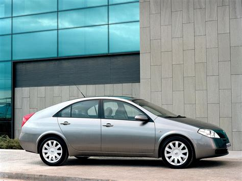 nissan primera hatch p12 2 2 dci 138 hp