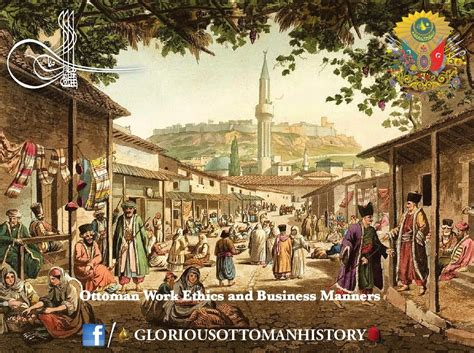 ottoman empire trade goods work ethics and manners in the ottoman bazaar glorious