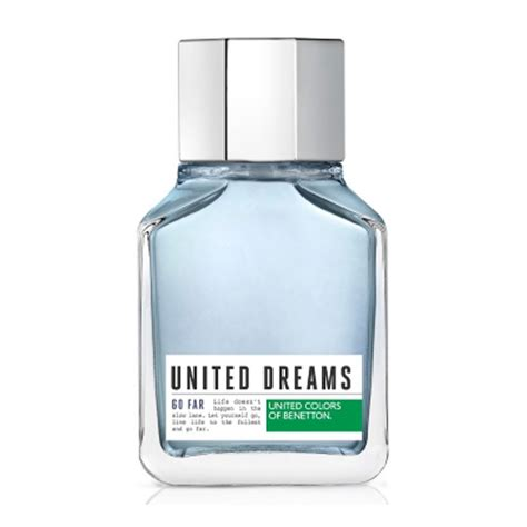 Edt 100ml Os locion united dreams go far 100ml edt vap sears mx me entiende