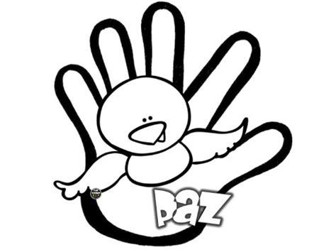 imagenes para colorear sobre la paz d 237 a de la paz galer 237 a de dibujos y carteles ni 241 os del