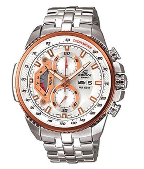 Casio Edifice Ef 523 Silverblack casio edifice chronograph ef 558d 7avdf ed438 039 s
