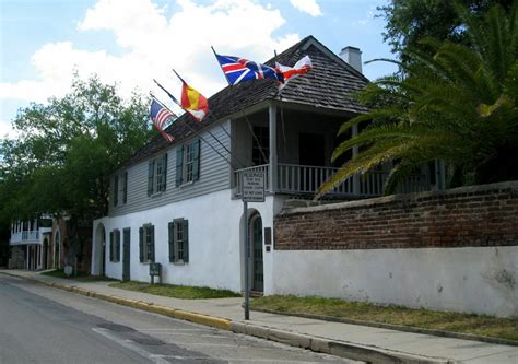 the house st augustine the 450 year city of st augustine is a delight for