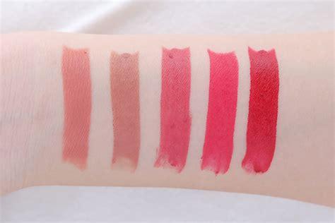Review Dan Lipstik Matte Wardah review wardah matte lipstick