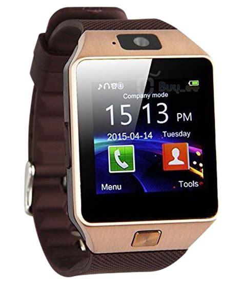 Smartwatch Bluetooth epresent dz09 bluetooth smart brown buy epresent dz09 bluetooth smart brown
