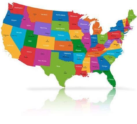 printable labeled map of the united states us map with states labeled car interior design