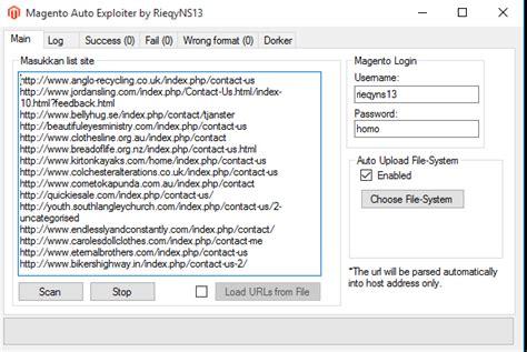 Mass Magento Shoplift Auto Exploit Auto Upload Package | mass magento shoplift auto exploit auto upload package