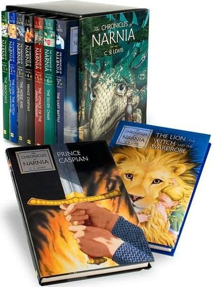 narnia film box set the chronicles of narnia hardcover boxed set by c s