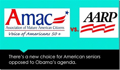 amac vs aarp slantright 2 0 aarp leftist amac conservative