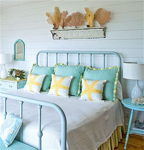 Seaside Comforters 50 Beautiful Beach Inspired Bedrooms Myhomeideas Com