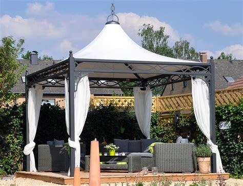 Gartenpavillon 3x4 Wasserdicht metall pavillon roma 3x3 4x4 mein gartenpavillon