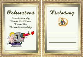 Muster Einladung Polterabend Muster Einladung Polterabend