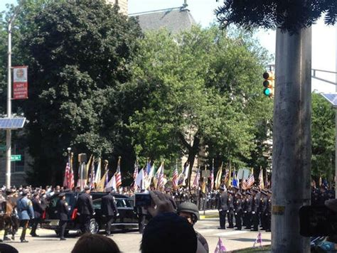 funeral for slain jersey city officer melvin