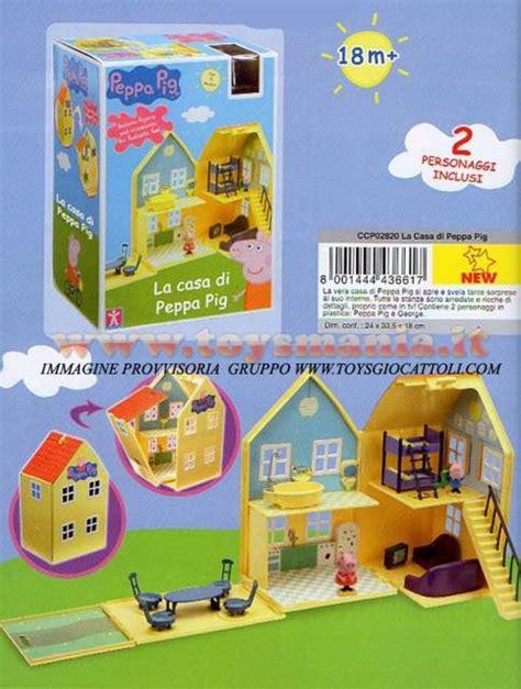 casa di peppa pig prezzo giochi preziosi la grande casa di peppa pig con 2