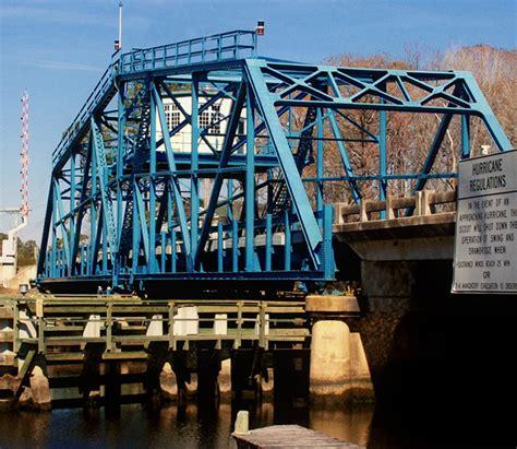 bridge swing swing bridge at new bridge landing