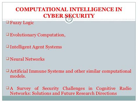 Fundamentals Of Computational Intelligence Neural Networks Fuzzy Syst infrastructure security by sivamurthy hiremath