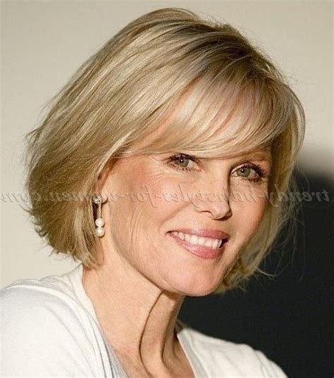 top ten hair styles for over 50 photo gallery of medium to short haircuts for women over