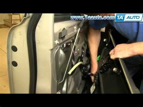 how to install replace remove front door panel honda civic 1000 images about volvo xc90 auto repair videos on