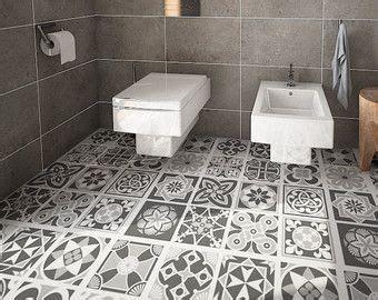 bathtub floor stickers floor tile decals flooring vinyl floor bathroom