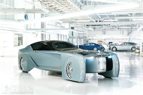 roll royce royles rolls royce vision next 100 may be rolls royce s future