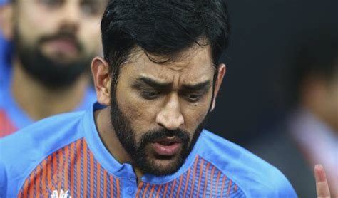 changing hairstyles dhoni hairstyle when brand ambassador ms dhoni got trolled on twitter