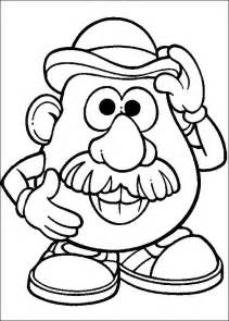 Mr Potato Coloring Pages n 57 coloring pages of mr potato