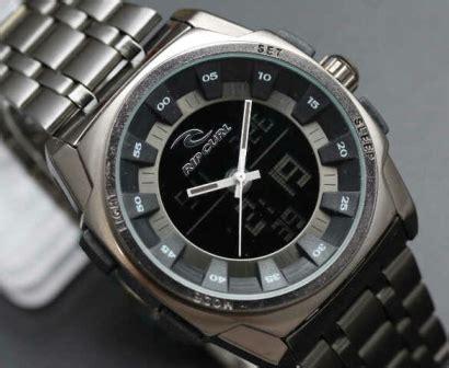 Jam Tangan Swatchcasio Fossil Ripcurl Guess Bonia Aigner Panerai pusatnya jam tangan kw original rip curl kaos rantai