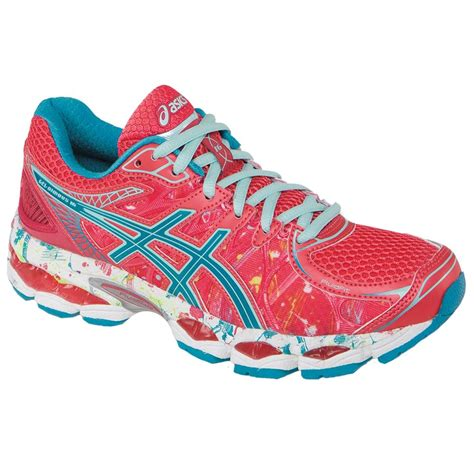 asics gel nimbus  nyc running shoe womens run appeal