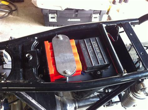 Motorrad Custom Batterie by Brat Style Battery Box Google Search Cafe Racer