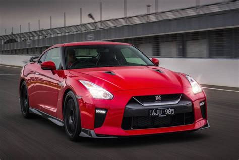 red nissan 2017 2017 nissan gt r now on sale in australia from 189 000