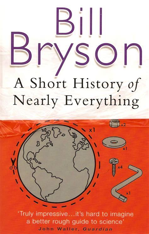 bill bryson s a history of nearly everything odysseus