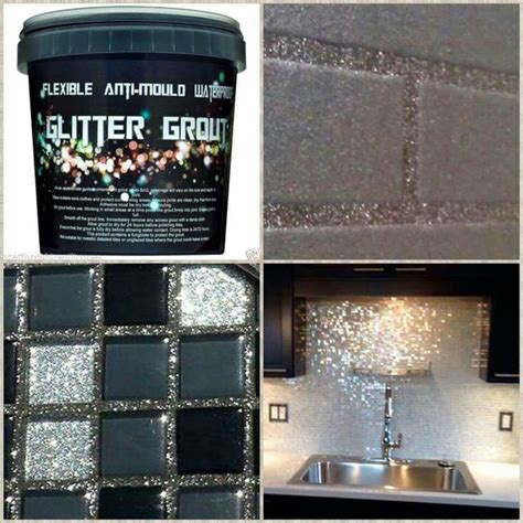 glitter wallpaper kitchen 17 best ideas about glitter furniture on pinterest