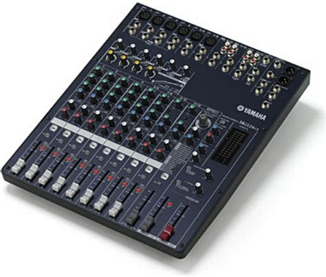 Mixer Live yamaha mg124cx live sound mixer with effects whybuynew
