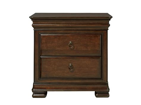 Nightstand By Universal House Of Bedrooms Bedroom Furniture Nightstands