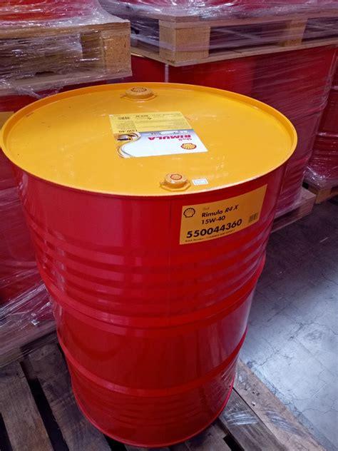 Shell Rimula R4 X Sae 15w 40 Liter shell rimula r4 x 15w 40 209 l 1 drum sejahtera