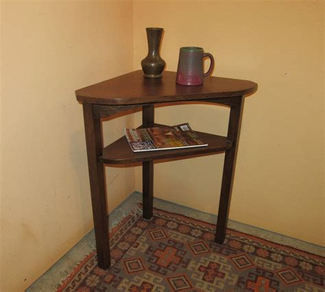 the corner table new mission oak corner table 171 phil antiques ottumwa ia