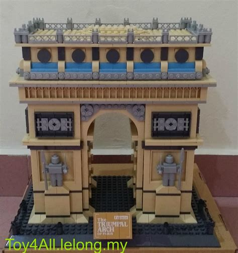 Lego Brick Wange Ship 040330 2015 the triumphal arch of le end 11 5 2018 12 39 pm
