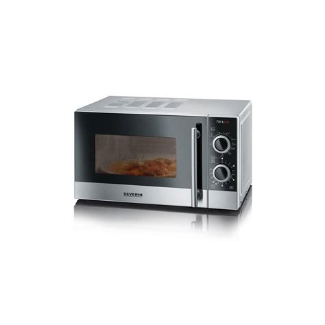 Microwave Oven Gril micro ondes gril severin 20l inox brosse